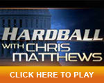 Thom and Eric on Hardball with Chris Matthews