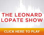 Thom and Eric on WNYC's Leonard Lopate Show