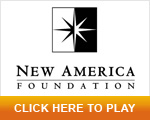 Eric Schmitt on New America Foundation